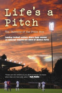 Life's a Pitch Cover